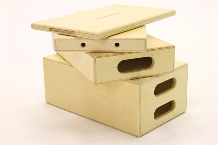 Independence Studio - Apple Box
