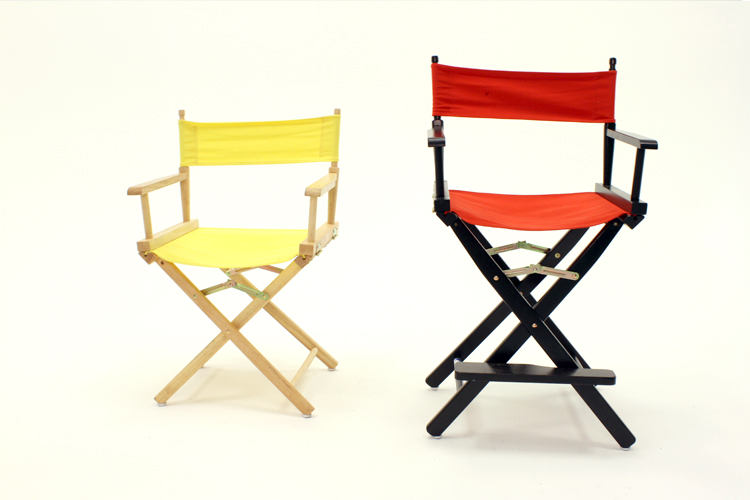 Independence Studio - Director's Chair