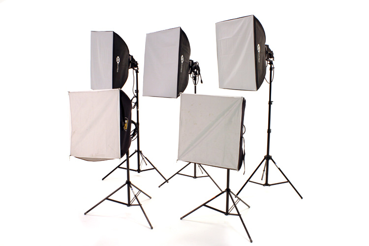 Independence Studio - Soft Boxes
