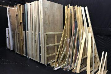 Independence Studio - Backdrop / Flats
