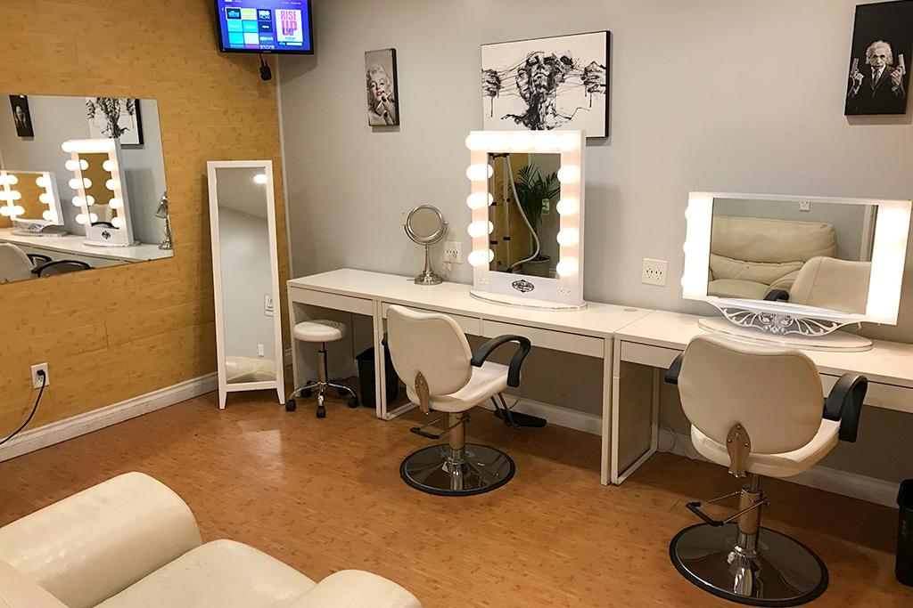 Independence Studio - Dressing Room
