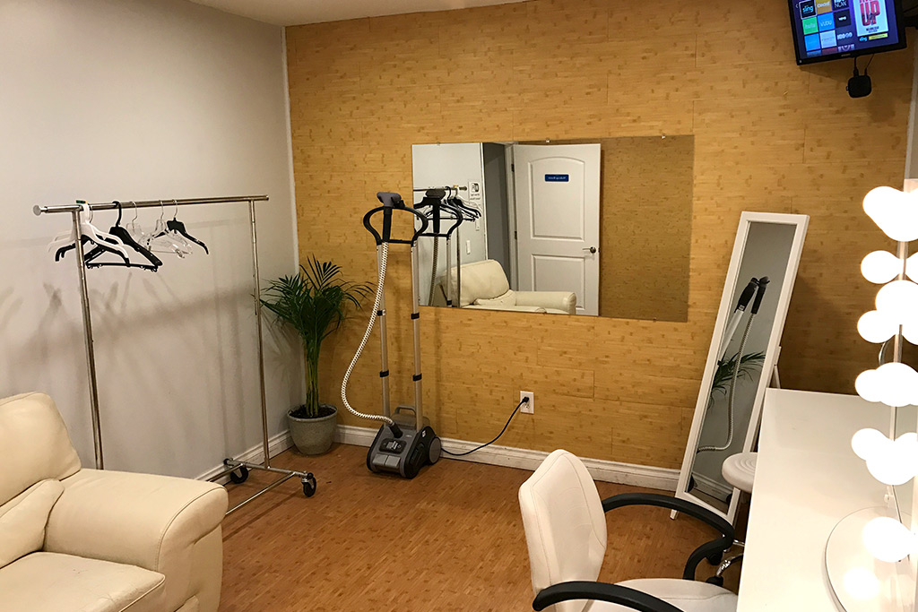 Independence Studio - Dressing Room