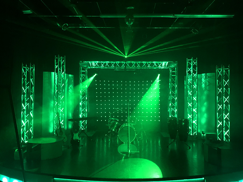 Independence Studio - Performance Stage