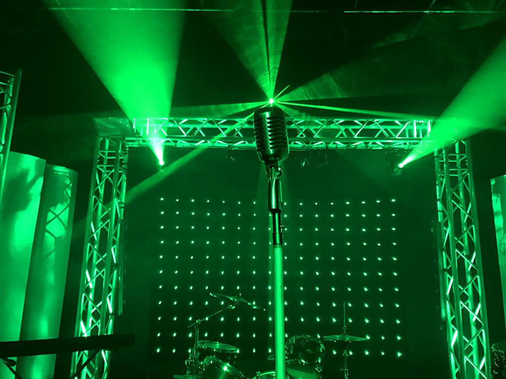 Independence Studio - Performance Stage