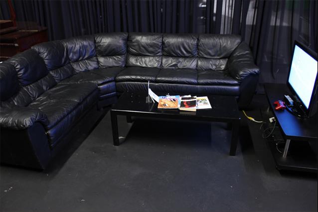 Independence Studio - lounge