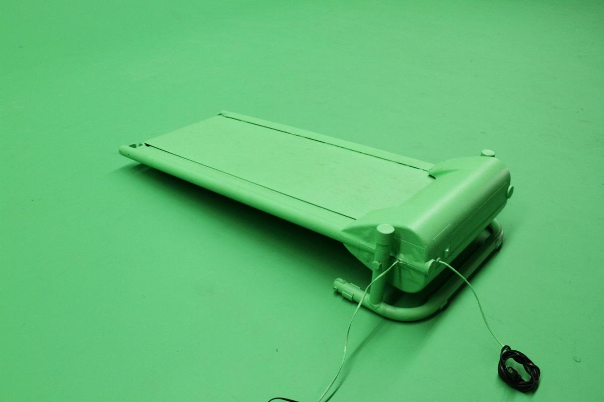 Independence Studio - Green Treadmill