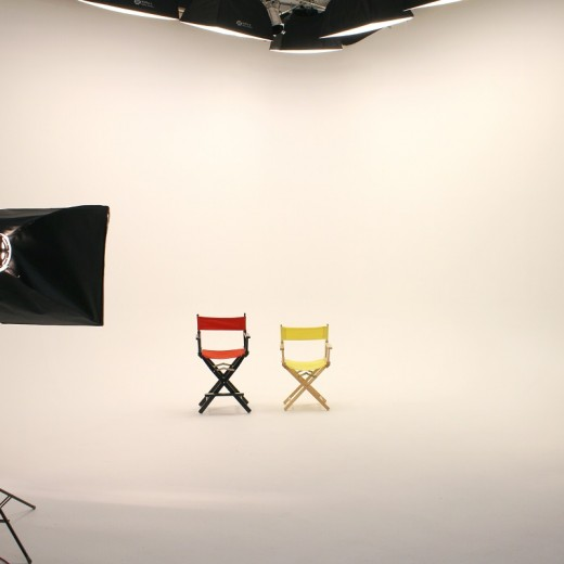 Independence Studio - White Cyc