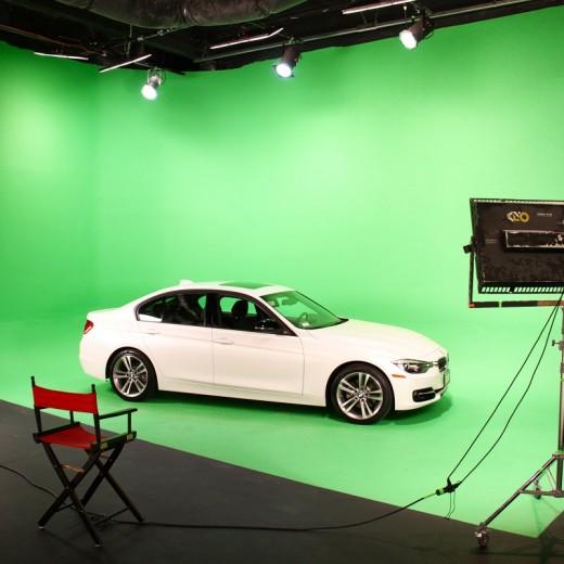 Independence Studio - Green Screen