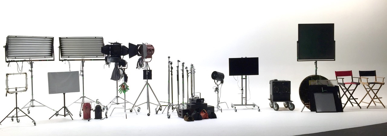 Independence Studio - Set Equipment